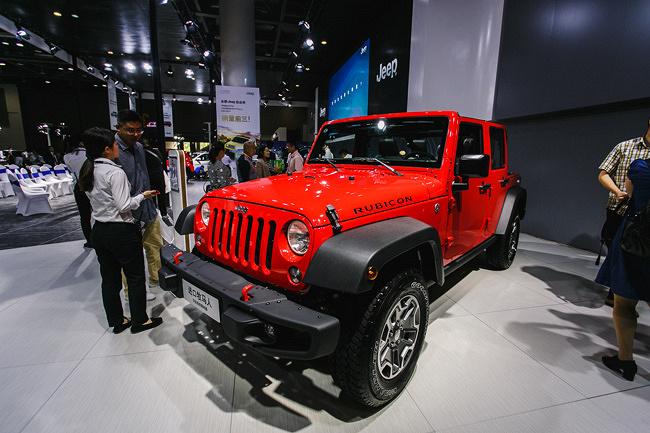 Jeep杭州车展首日订单力压别克